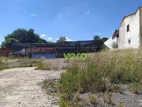 Imagem 1 de 2 de Terreno Para Alugar, 750 M² Por R$ 1.000,00/mês - Cidade Jardim Ii - Americana/sp - Te0017