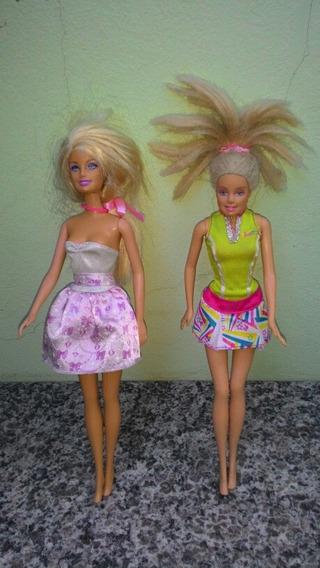 Duas Barbies Originais