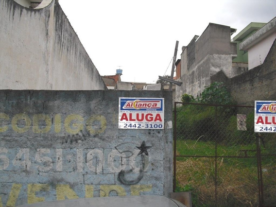 Terreno Comercial Para Locação, Centro, Guarulhos. - Te0101