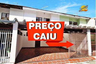 Sobrado Com 3 Dormitórios À Venda, 88 M² Por R$ 260.000 - Boqueirão - Curitiba/pr - So0065