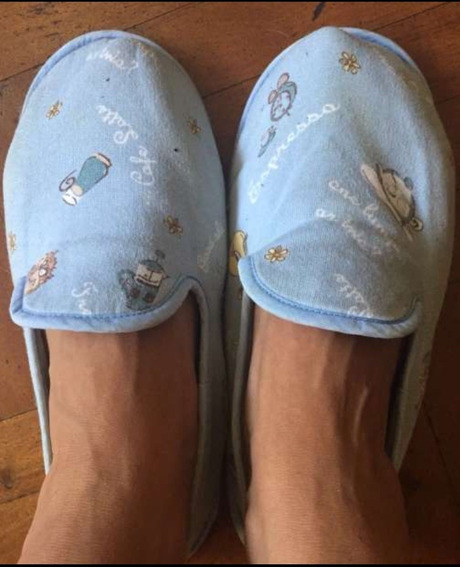 Pantuflas Disney Talle 37 38