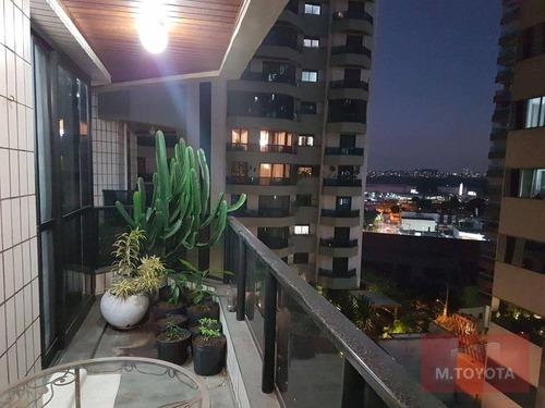 Imagem 1 de 30 de Apartamento Alto Padrão Á Venda Com 190 M² Por R$ 980.000 - Macedo - Guarulhos/sp - Ap0106