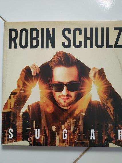 Disco Vinyl Lp Robin Schulz Sugar Sugar