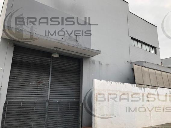 Comercial Para Aluguel, 0 Dormitórios, Socorro - São Paulo - 5341