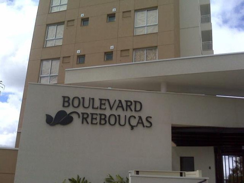 Apartamento No Bairro Rebouças Em Curitiba Pr - 15037