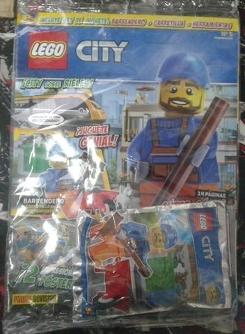 Revista Lego City No. 5