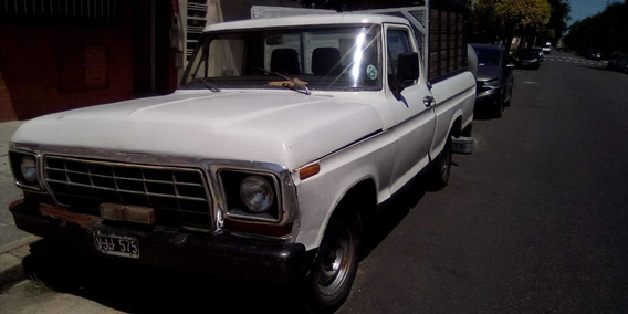 Ford F-100 $200.000