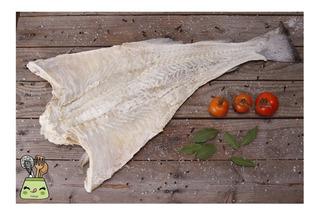 Bacalao Noruego Con Piel Importado Gourmet - Fralugio 1kg