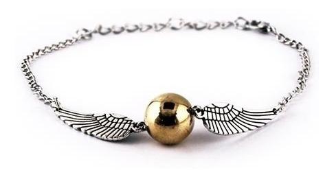 Pulseira Pomo De Ouro - Harry Potter