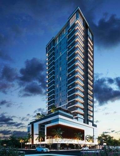 Apartamento Com Ótima Localização 3 Suítes 2 Vagas - Ap1056-1