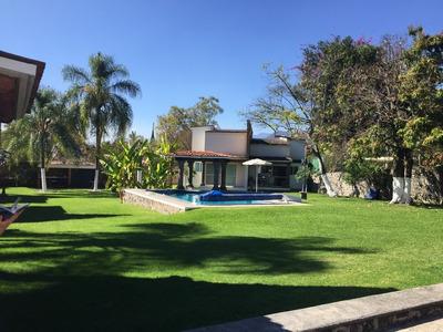 Hermosa Casa En Condominio Con Alberca, Oaxtepec.