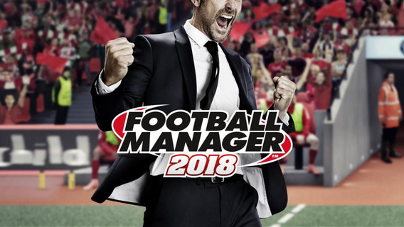 Football Manager 2018 Original Steam Off-line Mídia Digital