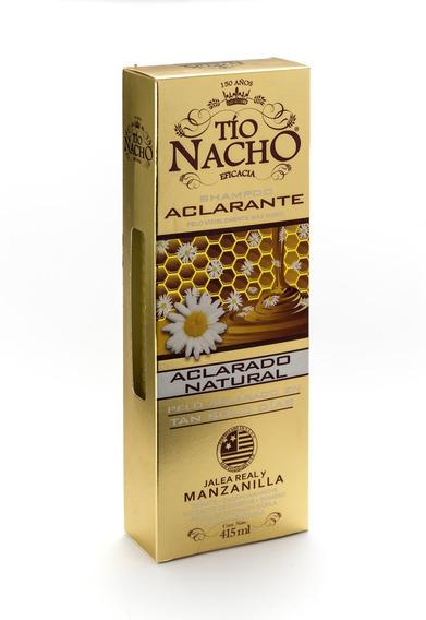 Tío Nacho - Shampoo Varios Tipos X 415 Ml