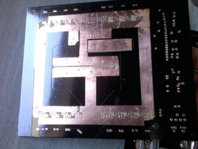 Placa Para Montar Inversor Senoidal Puro Egs002