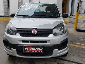 Fiat Uno 2018 Firefly Drive Completo 1.0 Flex 33.000 Km