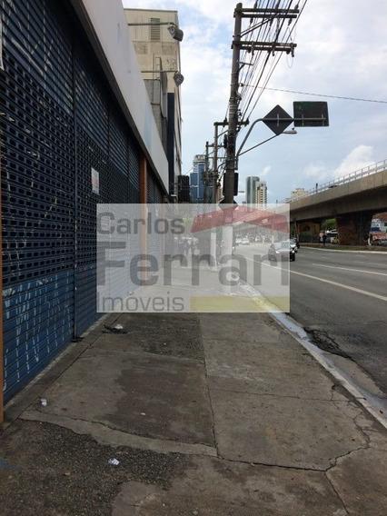 Galpão Avenida Cruzeiro Do Sul - Cf19038