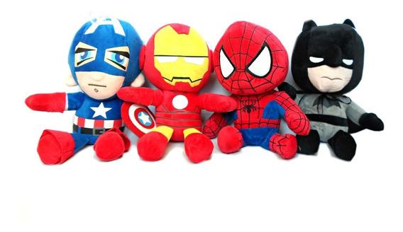 Peluches De Super Heroes 22cm Para Niños