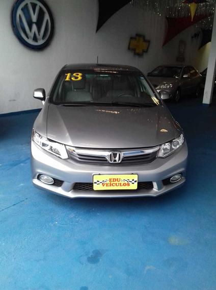 Honda Civic Lxs 1.8 2013