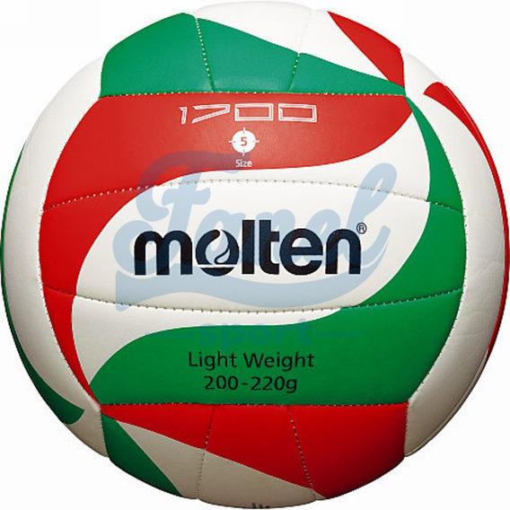 Balón Voleibol Molten 1700 - School - Suave - Envío Gratis