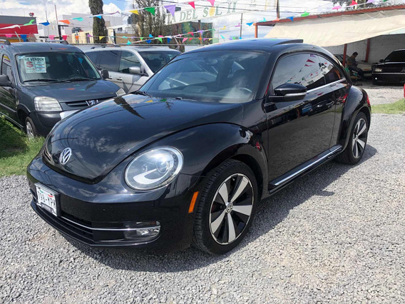 Volkswagen Beetle 2.0 Turbo 6 Vel Dsg 7v Pnav At 2013