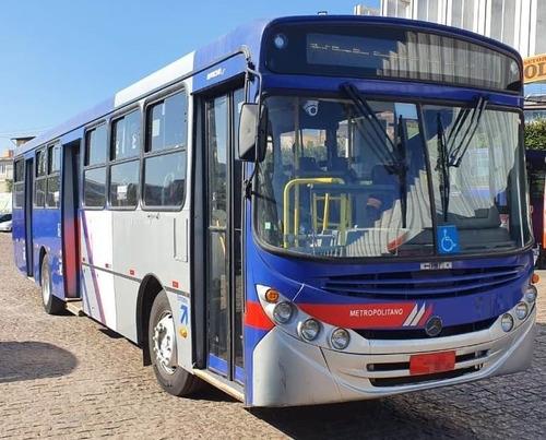 Ônibus Ano 2010, Mercedes-benz 1722, Caio Apache