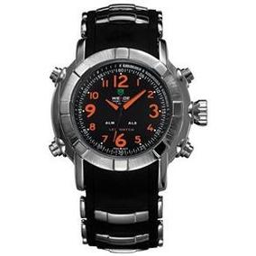 Relógio Weide Mascul Anadigi Wh-1106 Esporte Barato Oferta