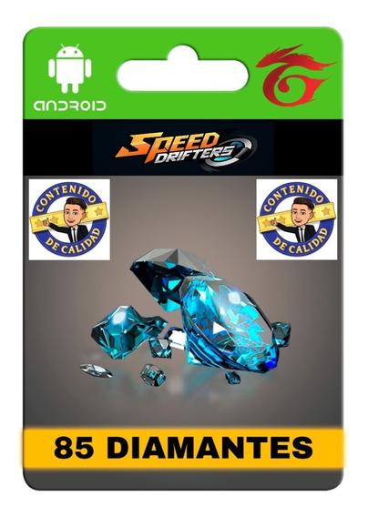 85 Diamantes Speed Drifters + Bonus
