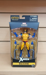 Marvel Legends Series X-men Wolverine Baf Sauron