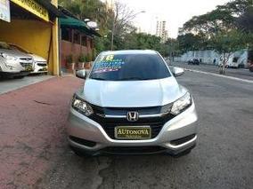 Honda Hrv Lx 2016 Aut Flex U.dona Baixa Km = 0k Raridade