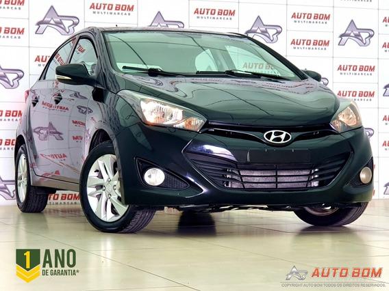 Hyundai Hb20 Premium 1.6 16v 128cv Automático 2014