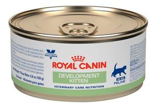 Royal Canin Lata Development Gato Feline 12 Pzas De 165g C/u