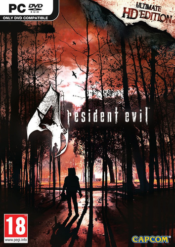 Resident Evil 4 Ultimate Hd Edition - Pc Español