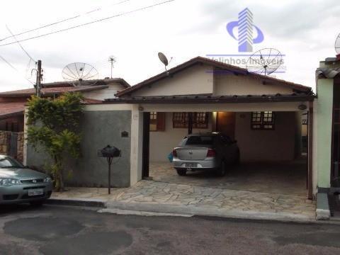 Casa Residencial À Venda, Jardim Centenário, Valinhos. - Ca1548