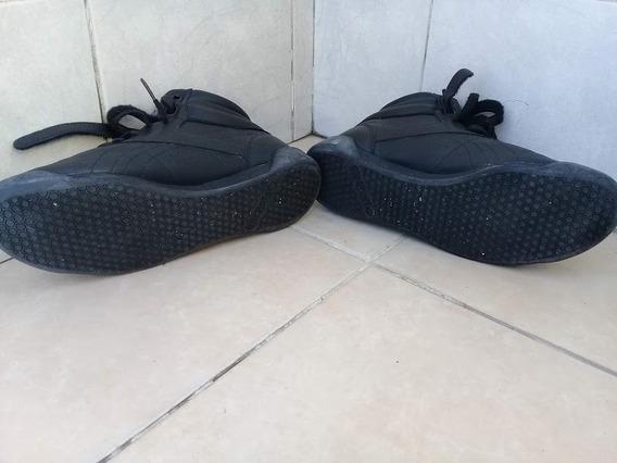 Zapatillas Reebok Dama Negras Usadas Nº 38