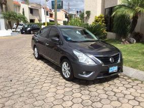 Nissan Versa Advance 2016 Unico Dueño Excelente Estado