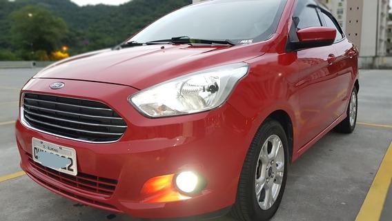 Ford Ka 1.5 Sel Flex 5p 2015