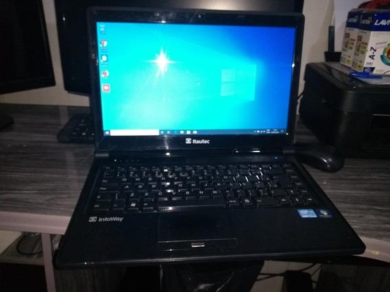Notebook Itautec W7550