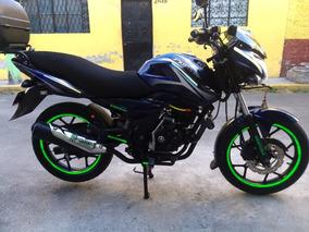 Bajaj Discover 150s 150cc Motocicleta Economica Rendidora