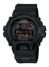 Relógio Masculino Casio G-shock Dw-6900ms-1dr - Nota Fiscal