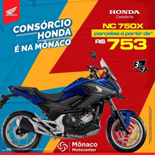 Imagem 1 de 1 de Honda  Nc 750 2021