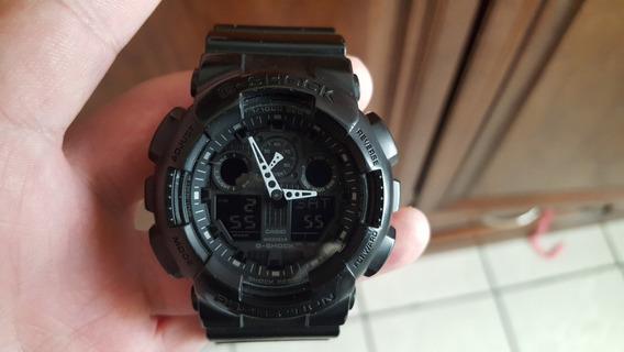 Reloj Casio G-shock Modelo Ga -100