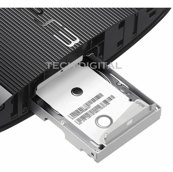 Memoria Ps3 Super Slim 500gb Disco Ps3 Soporte Original 12gb