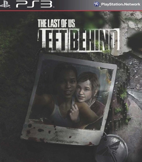 The Last Of Us Left Behind Ps3 Dublado Portugues Psn Digital