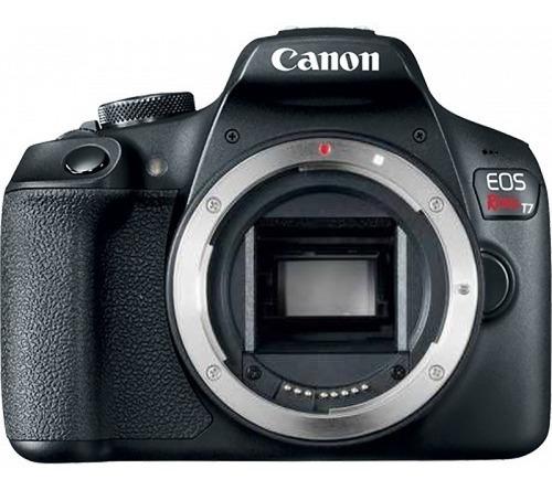 Câmera Canon Eos Rebel T7 (somente O Corpo)