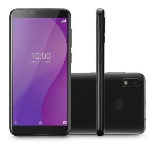 Celular Smartphone Multilaser G 4g 16gb Octa Core Biometria