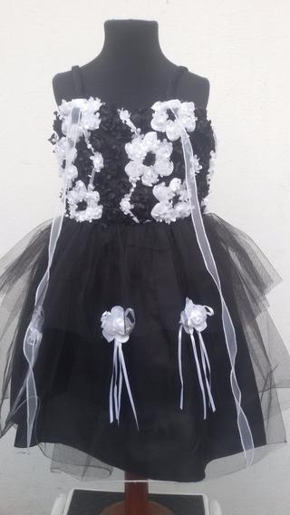 Ultimo Vestido De Nena, Fiesta Importado Ultimo Disponiblel