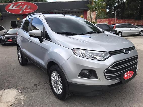 Ford Ecosport Se 1.6 16v (flex) Aut