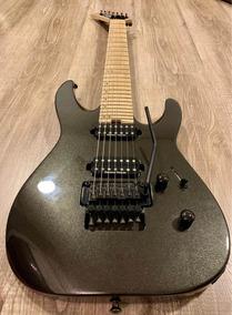 Guitarra Jackson 7 Cuerdas Como Nueva (prs, Ibanez, Esp)