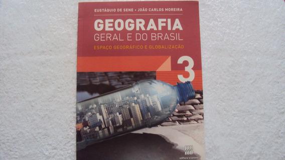 Geografia Vol.3 2º Grau Isbn 9788526290341 Ed. Scipione