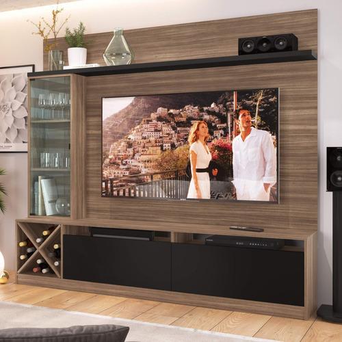 Imagem 1 de 5 de Estante Home Para Tv Até 50 Polegadas 1 Porta De Hd